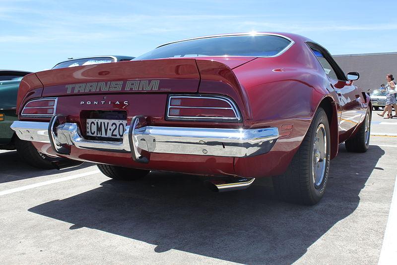 File:1973 Pontiac Firebird Trans Am (16138505379).jpg