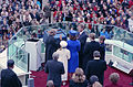 1989 Presidential Inauguration, George H. W. Bush, Inaugural- Quayle Swearing-In.jpg