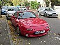 1991 Mazda MX5 (Miata) in Bucharest.jpg