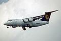 19bz - Lufthansa Avro RJ 85; D-AVRM@FRA;02.04.1998 (5362906397).jpg