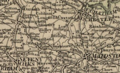 19th Century Map of Birling, Kent.png
