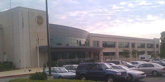Brooklyn, Baltimore - John R. Hargrove, Sr. District Court Building