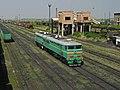 2ТЭ10М-1295, Казахстан, Карагандинская область, станция Распорядительная (Trainpix 68766).jpg
