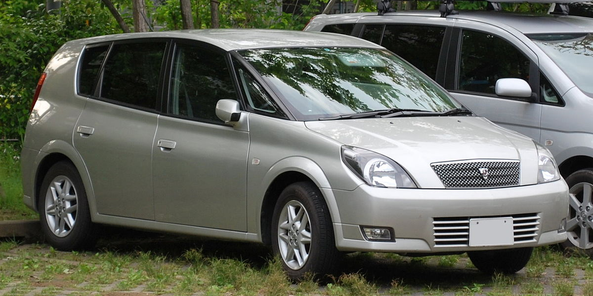 Toyota Opa Wikipedia