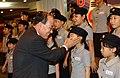 2004년 6월 서울특별시 종로구 정부종합청사 초대 권욱 소방방재청장 취임식 DSC 0215.JPG