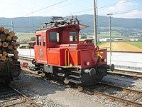 ¹イス国鉄tem ii形機関車