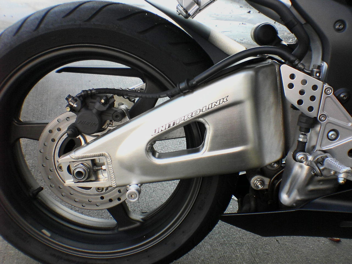 Swing Arm Extension Yamaha Rinch