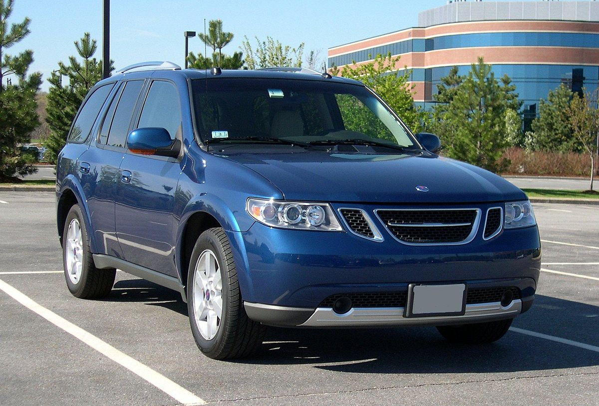Saab saab 97x : Saab 9-7X - Wikipedia