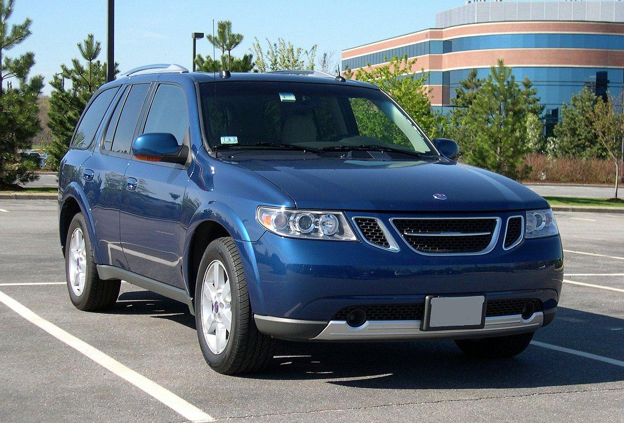[Sujet officiel] Les voitures qui n'ont jamais vu le jour - Page 19 1280px-2006_Saab_9-7X_blue