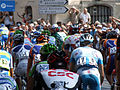 2006 Tour de France stage held in Tarbes with a large turn out.jpg