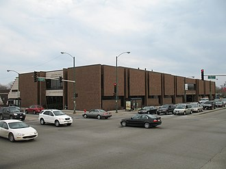 Washington Heights, Chicago - Carter G. Woodson Regional Library