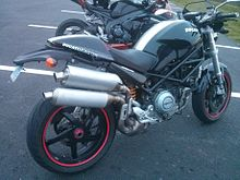 Ducati Monster Thailand