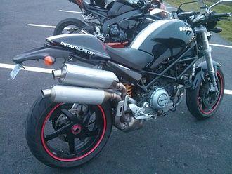Ducati Monster - 2007 Monster S2R1000