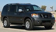 Nissan Armada - Wikipedia