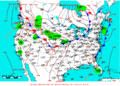 2009-06-06 Surface Weather Map NOAA.png