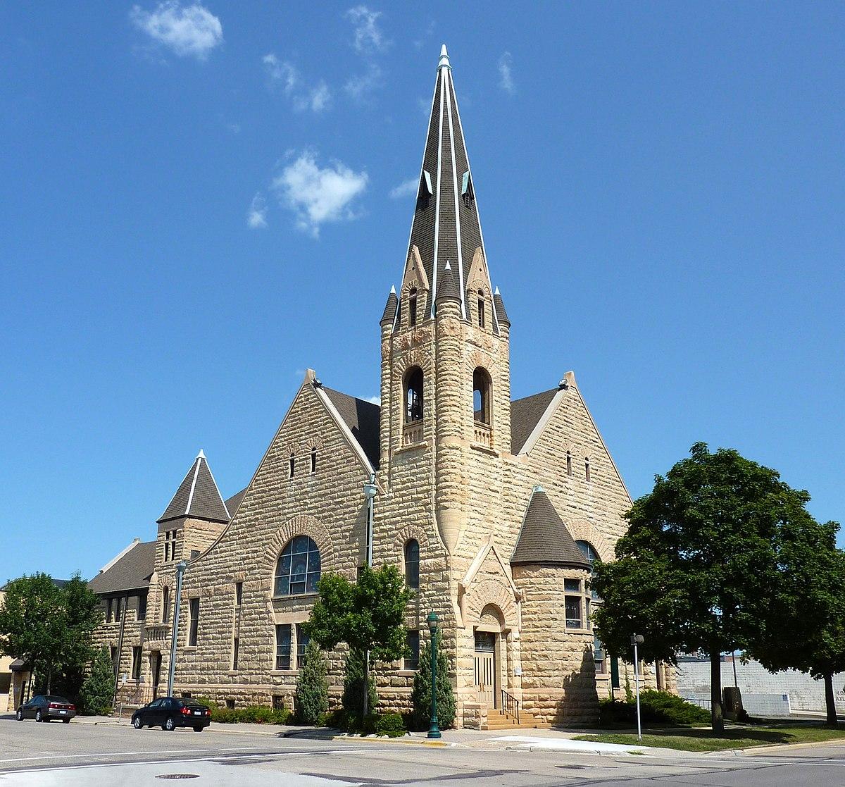 First Presbyterian Church (Mankato, Minnesota) - Wikipedia