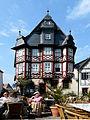 200904071338a Heppenheim Großer Markt Alte Apotheke.JPG