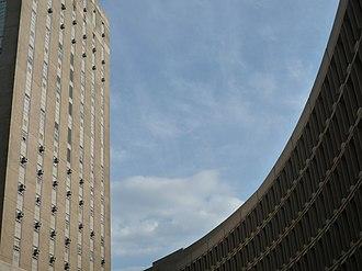 Pemberton Square - Image: 2009 Government Center Boston 3602648694