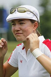 2009 LPGA Championship - Vicky Hurst (2).jpg