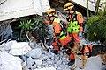 2010년 중앙119구조단 아이티 지진 국제출동100119 몬타나호텔 수색활동 (396).jpg