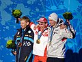 2010 Winter Paralympics Men's Biathlon pursuit st medalists.jpg