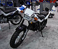 2010 Yamaha TW200 at the 2009 Seattle International Motorcycle Show 2.jpg