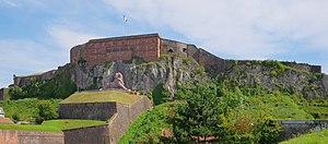 Lion of Belfort - Image: 2011 09 06 14 18 32 citadelle belfort