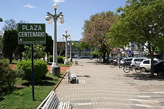 Villa María - Plaza Centenario