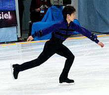 Takahiko Kozuka at 2011 Worlds