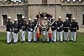 2011 Hawaii Royal Guard Group Photo outside Iolani Palace Barracks (6358879293).jpg