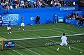 2011 Queen's Club Championships - López and Nadal vs. Bellucci and Sá 01.jpg