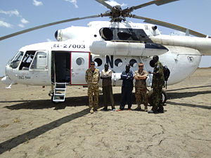 Jonglei - New Zealand Defence Force in Jonglei