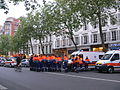 2012 French presidential election - protection civile near Bastille Square.JPG