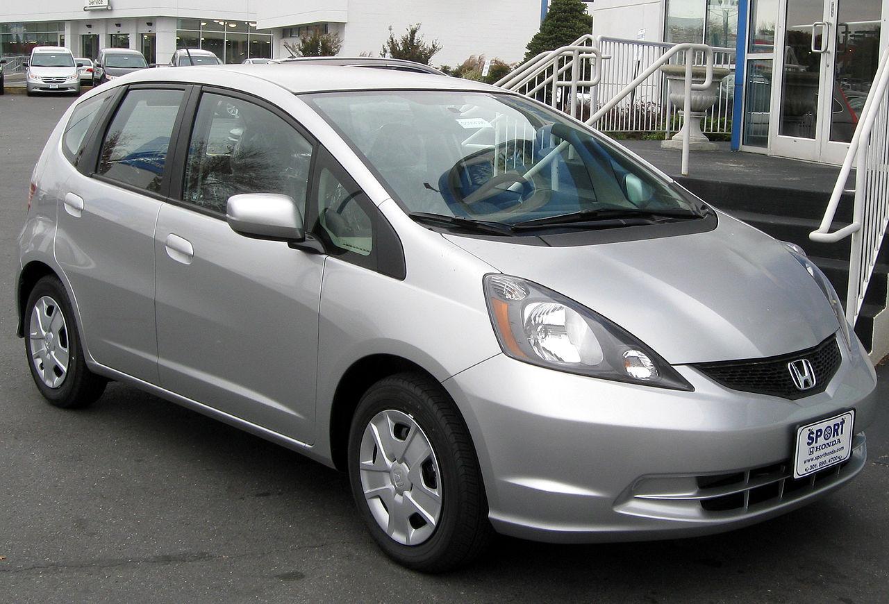 Honda Fit Used Car Dealer