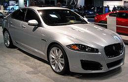 2012 Jaguar XF-R -- 2012 DC.JPG