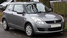 Suzuki Swift Mpg