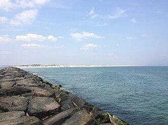 Berkeley Township, New Jersey - Island Beach State Park