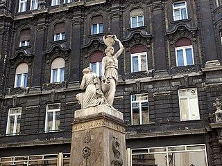 Fountain of the Nereids
