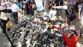 2013 臺灣人民捐鞋供公民團體抗議威鞋脅馬英九並要求違法亂政漠視民意的中國國民黨下臺 Taiwanese People Donate Shoes to Support Protest and Shoe-throwing against KMT Ma Ying-jeou.png