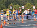 2013 IAAF World Championship in Moscow 50 km Men Walk Peloton 08.JPG