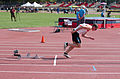 2013 IPC Athletics World Championships - 26072013 - Alexander Zverev of Russia during the Men's 400M - T13 Semifinal 6.jpg