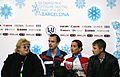 2014 Grand Prix of Figure Skating Final Ksenia Stolbova Fedor Klimov Nina Mozer Vladislav Zhovnirski IMG 2367.JPG
