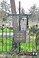 2016-03-24 GuentherZ Wien11 Zentralfriedhof (13) Ruhestaette der Klarissen von der ewigen Anbetung.JPG
