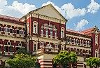 2016 Rangun, Dawny budynek Sądu Najwyższego (04).jpg