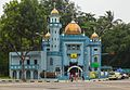 2016 Singapur, Kampong Glam, Meczet Malabar (01).jpg