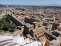 2016 Views from the dome of Saint Peter's Basilica 04.jpg