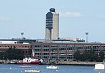 2017 Logan Airport Control Tower from Boston Harbor 2.jpg
