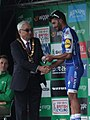 2017 Tour of Britain stage 4 winner 081 Fernando Gaviria.JPG