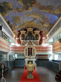 20180711335DR Helbigsdorf (Mulda) Dorfkirche Altar Orgel.jpg