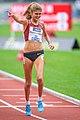 2018 DM Leichtathletik - 1500 Meter Lauf Frauen - Konstanze Klosterhalfen - by 2eight - DSC9615.jpg